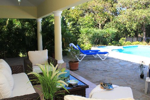 Villa with 4 bedrooms for rent in Sosua – Vacation Homes in DR