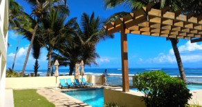 Nice Beach front Apartment with one bedroom
